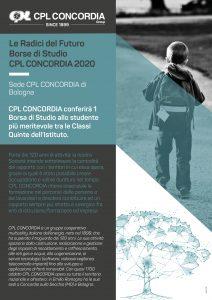 Locandina Borse di studio CPL