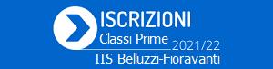Iscrizioni alle Classi Prime a.s. 2021/22